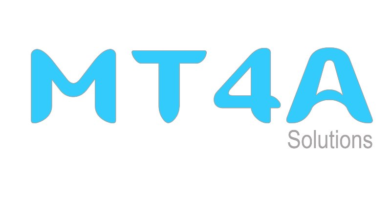 MT4A Solutions logo